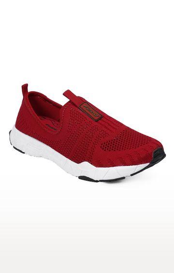 Furo | Maroon Running Shoes