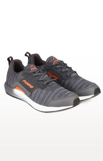 Furo | Grey Running Shoes