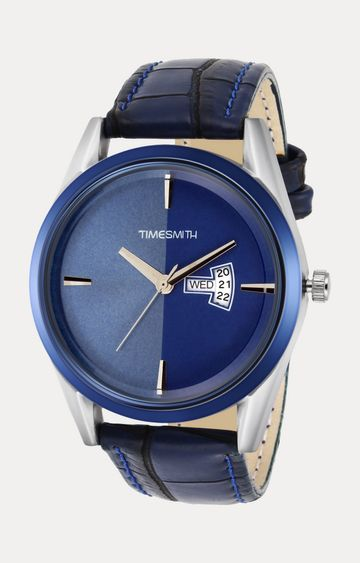 Timesmith   Timesmith Blue Analog Watch For Men