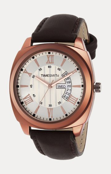 Timesmith | Timesmith Brown Analog Watch For Men