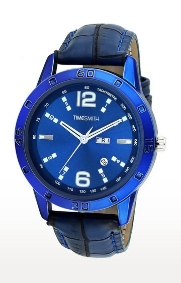 Timesmith | Timesmith Blue Analog Watch For Men