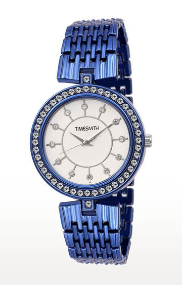 Timesmith | Timesmith Blue Analog Watch For Women