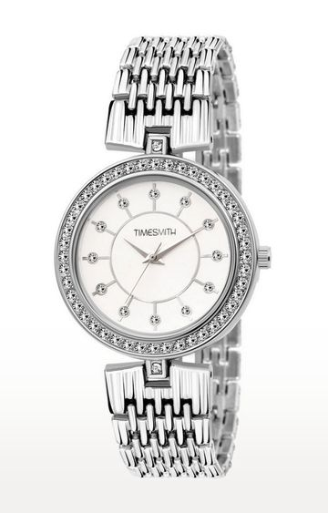 Timesmith | Timesmith Silver Analog Watch For Women