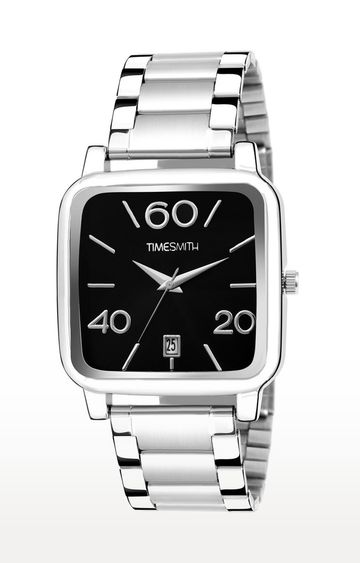 Timesmith | Timesmith Silver Analog Watch For Men