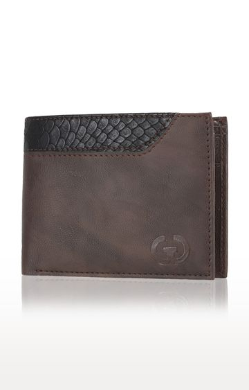 Greywood | Brown Wallet