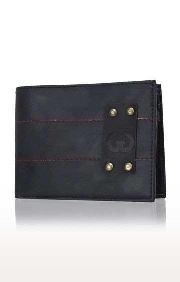 Greywood | Navy Blue Wallet