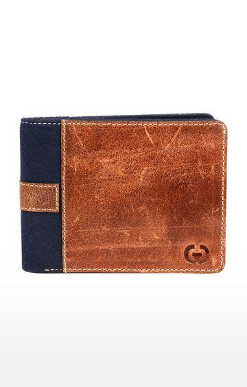 Greywood | Brown Wallet