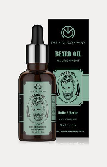 The Man Company | Lavender and Cedarwood Beard Oil - 30 ML