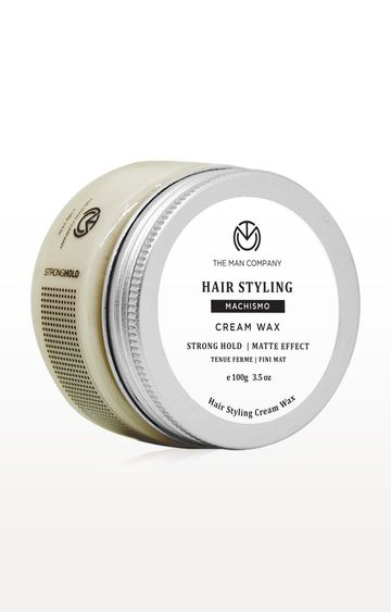 The Man Company | Machismo Hair Styling Cream Wax - 100 GM