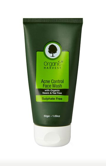 Organic Harvest | Acne Control Sulphate Free Face Wash - 50ml