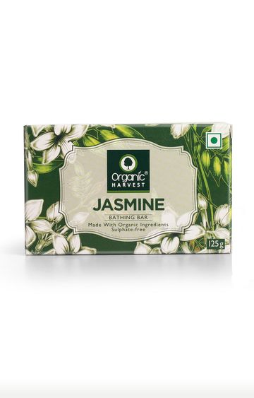 Organic Harvest | Jasmine Bathing Bar - 125g