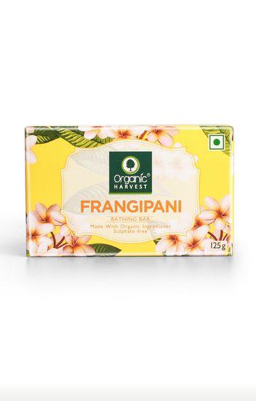 Organic Harvest | Frangipani Bathing Bar - 125g
