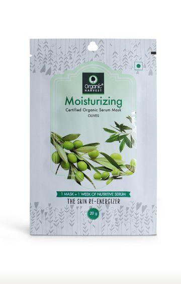 Organic Harvest | Moisturising Face Mask - 20g