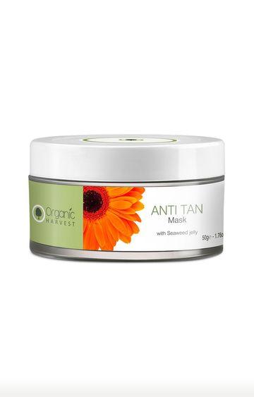 Organic Harvest   Anti Tan Mask - 50g