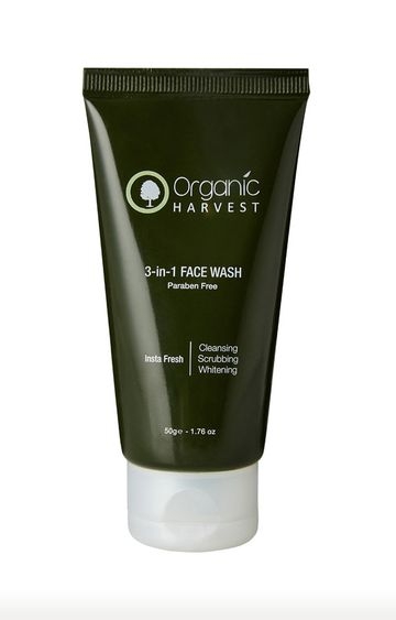 Organic Harvest | 3-in-1 Face Wash - 50ml