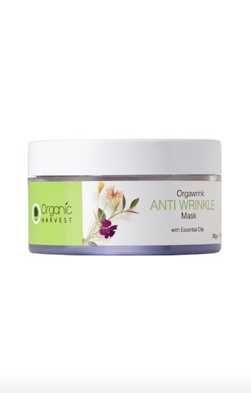 Organic Harvest | Anti Wrinkle Mask - 50g