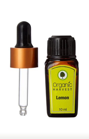 Organic Harvest | Lemon Essential Oil - 10ml