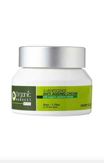 Organic Harvest | Activ Range Anti Ageing Cream - 50g