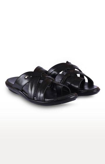 Action | Black Sandals