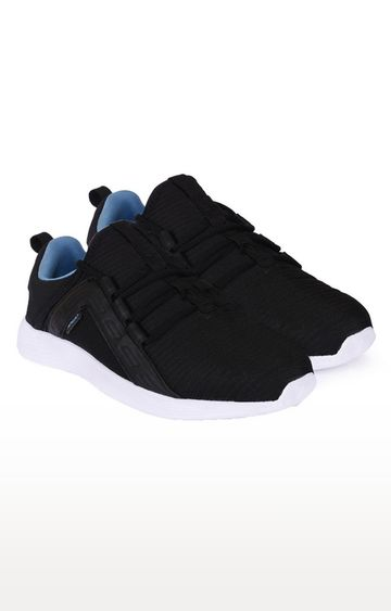 Action | Black Sports Shoes