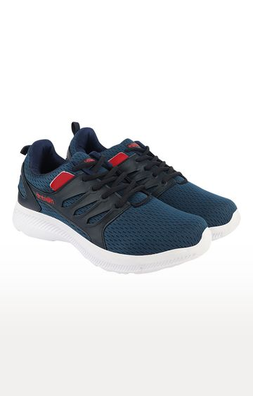 Action | Navy and Red Sports Shoes
