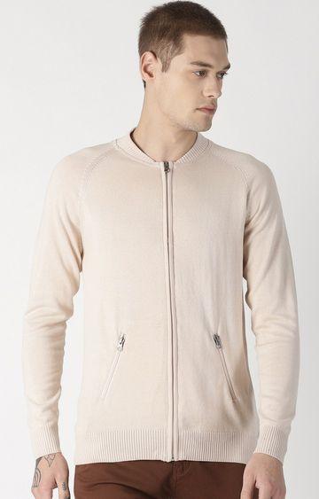Blue Saint   Pink Solid Sweatshirt