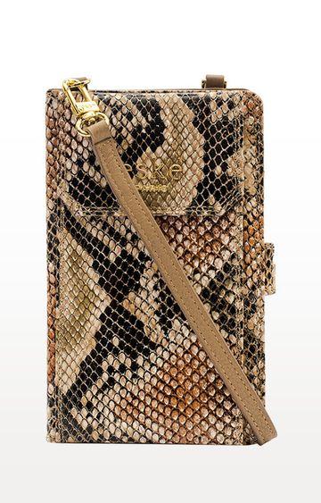 ESKE | Brown Casilla Leather Wallet