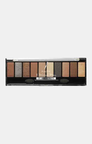 Faces Canada | Ultime Pro Eyeshadow Palette - Nude 01