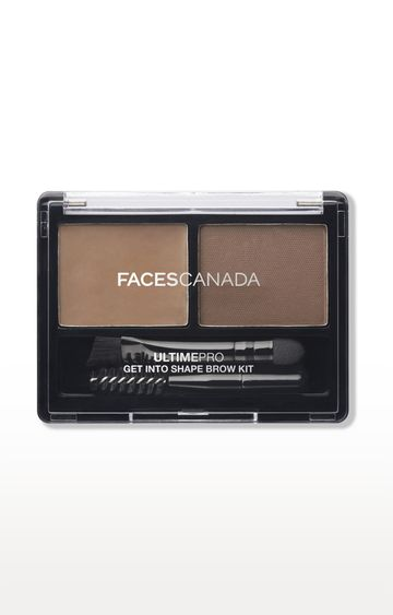 Faces Canada   Ultime Pro Brow Shaping Kit (4 GM)