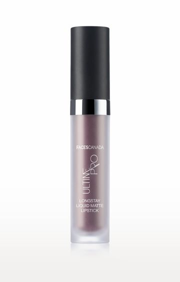 Faces Canada | Ultime Pro Longstay Liquid Matte Lipstick - Make me Maroon 10