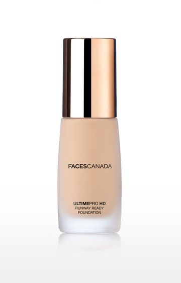 Faces Canada | Ultime Pro HD Runway Ready Foundation - Ivory 01