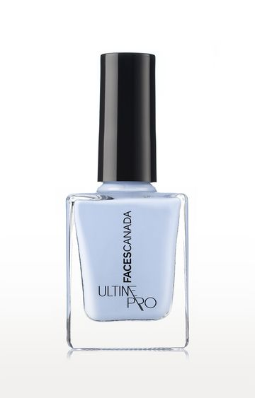 Faces Canada | Powder Blue 39 Ultime Pro Gel Lustre Nail Lacquer - 9 ML