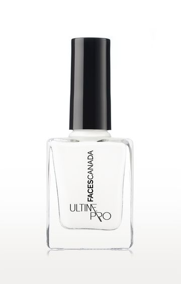 Faces Canada | Milky White 40 Ultime Pro Gel Lustre Nail Lacquer - 9 ML