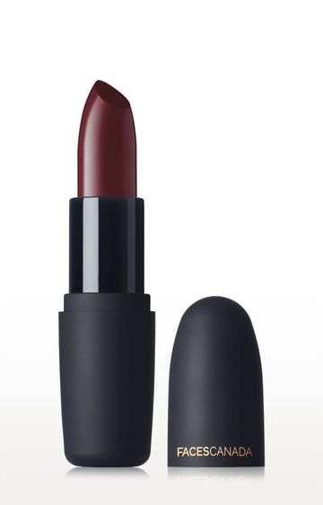 Faces Canada | Wine Rouge 30 Weightless Matte Lipstick - 4 GM
