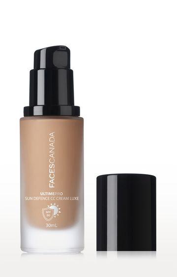 Faces Canada | Sand 03 Ultime Pro Sun Defence CC Cream Luxe