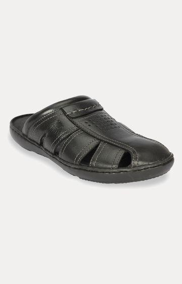 Florsheim | Black Sandals