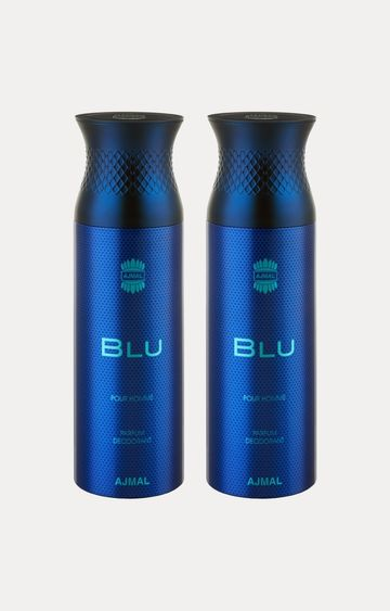 Ajmal | Blu Deodorants - Pack of 2
