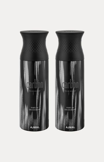 Ajmal | Carbon Deodorants - Pack of 2