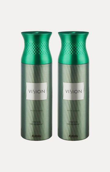 Ajmal | Vision Deodorants - Pack of 2