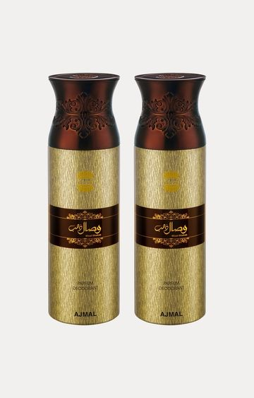Ajmal | Wisal Dhahab Deodorants - Pack of 2