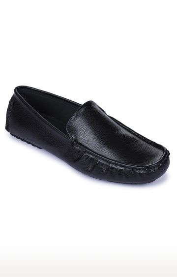 Liberty | Gliders by Liberty Black Loafers