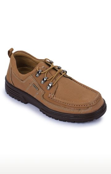 Liberty | Windsor by Liberty Camel Casual Lace-ups