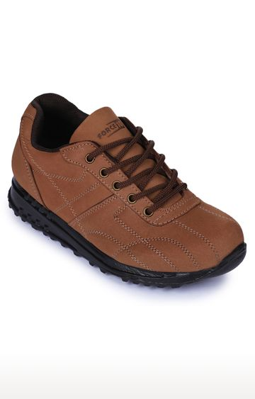 Liberty   Force 10 by Liberty Brown Sports Shoes