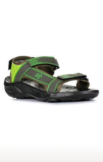 Liberty | A-HA by Liberty Green Sandals