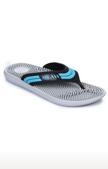 Liberty | A-HA by Liberty Grey Flip Flops