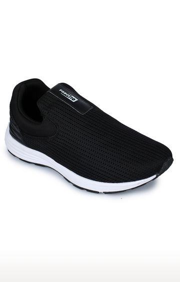 Liberty   Force 10 by Liberty Black Sports Shoes