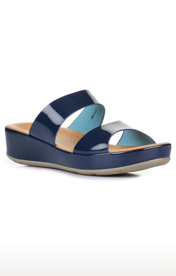 Liberty | Healers by Liberty Blue Slip-ons