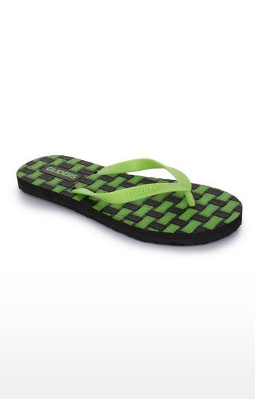 Liberty   Green Flip Flops