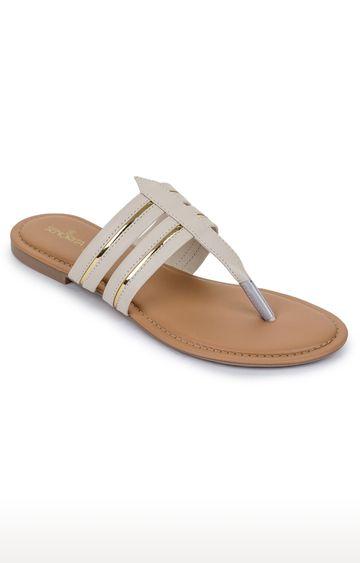 Liberty | Senorita by Liberty Cream Sandals
