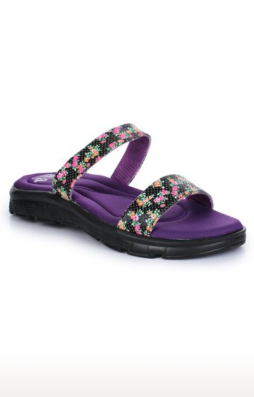 Liberty | A-HA by Liberty Blue Slip-ons